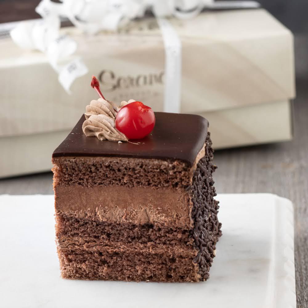 Large Chocolate Square