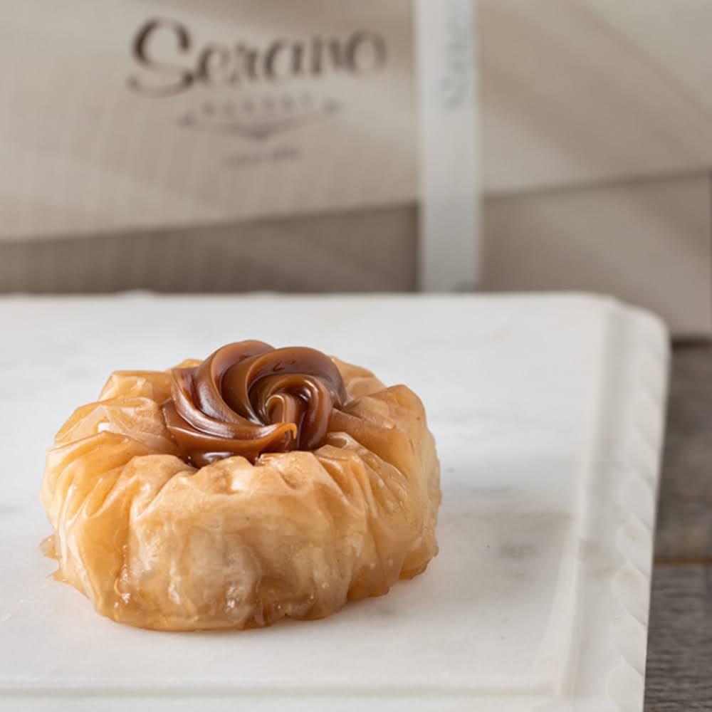 Mini Caramel Baklava
