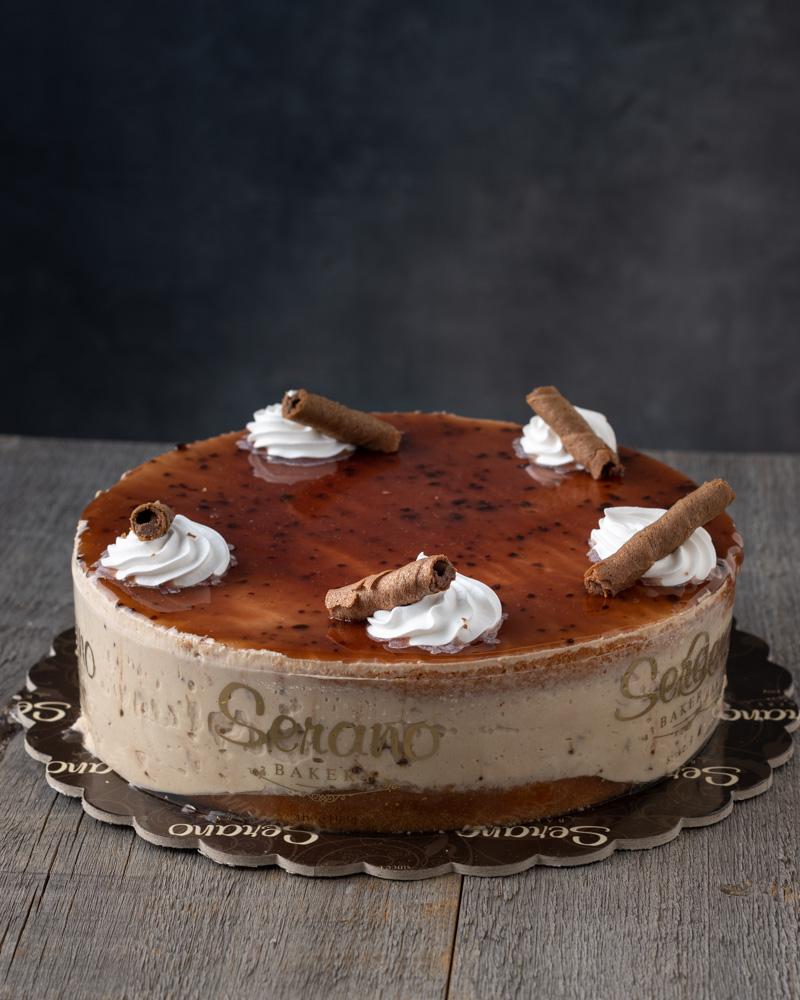 amaretto-cake