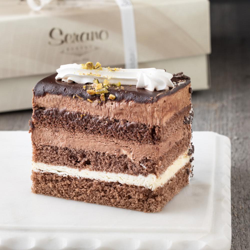 Large Chocolate And Vanilla