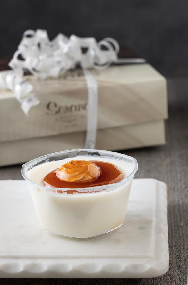 Large Crème Caramel