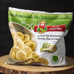 artichoke-bottoms