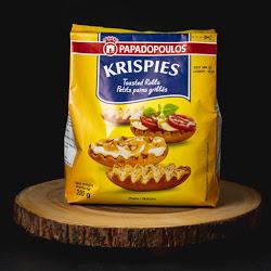 Krispies Plain Toasted Rolls