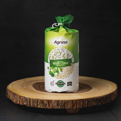 Oregano Rice Cakes