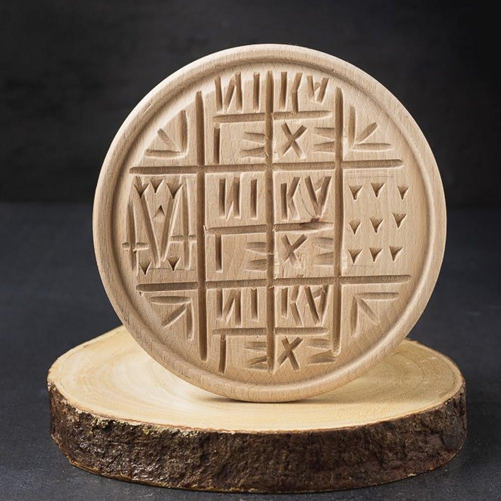 Prosforo Bread Stamp